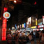 【台湾】台北の寧夏夜市でおすすめは餃子・牡蠣・シフォンケーキ