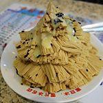 【台湾】辛發亭の雪花冰は2つの味が楽しめる!