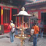 【台湾】世界最大の中華寺エリア郷に入りては郷に従おう