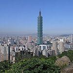 【台湾】象山に登って都会の中の自然を満喫!