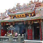 【台湾】極彩色に彩られた神様が集まる關渡宮