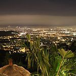 【台湾】THE TOPの夜景を一望する丘の上の天空ディナー