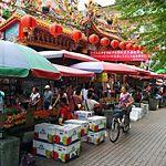 【台湾】台北市内の雙連朝市へ一度は行ってみよう!