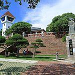 台南の安平は歴史を彩った美しすぎる眺望