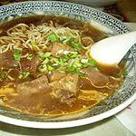 【台湾】老董牛肉麺(松山機場)で現地の味が楽しめる牛肉麺店