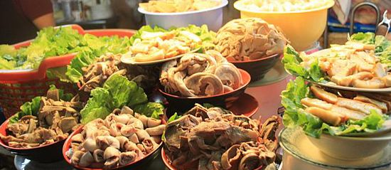 台湾の屋台料理