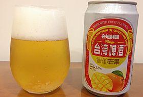 台湾ビール マンゴー