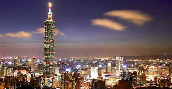 台北101の高さ